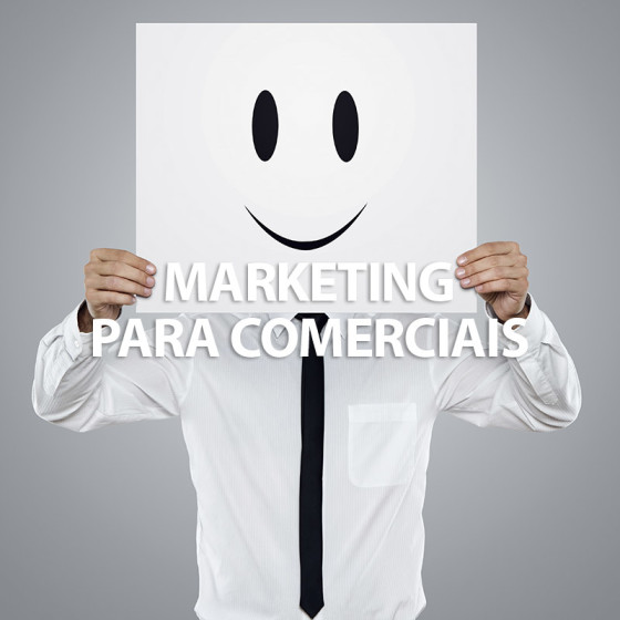 Marketing para comerciais